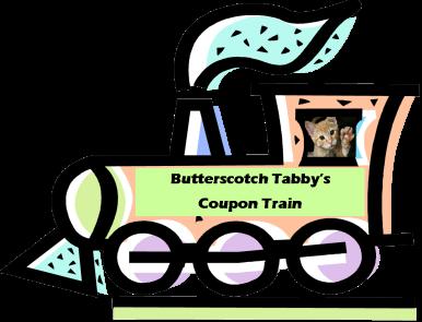 Coupon Train Logo
